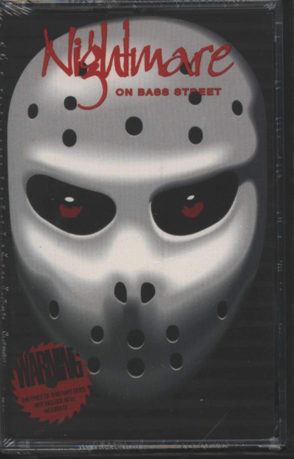 Bill Okon: Nightmare On Bass Street, Tape