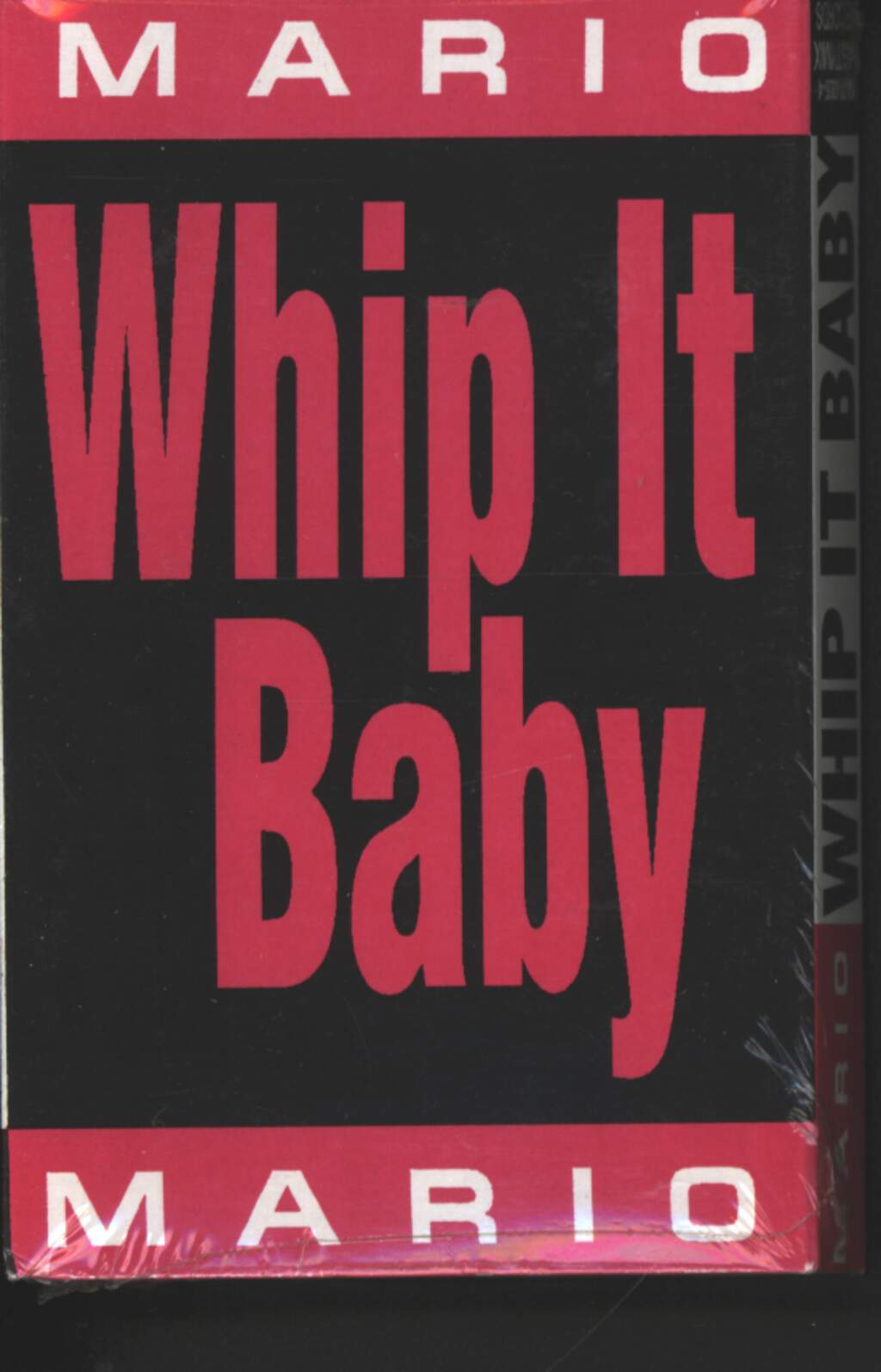 Mario: Whip It Baby!, Tape