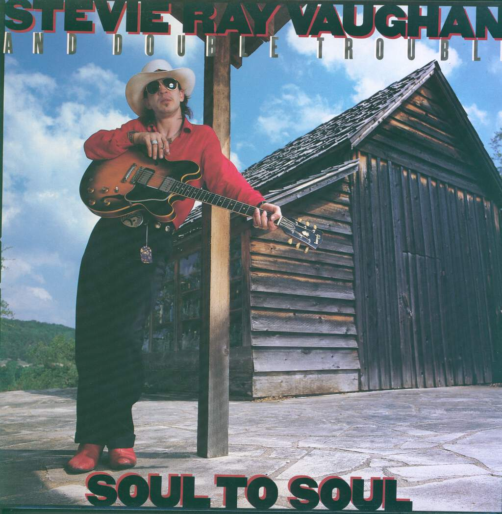 Stevie Ray Vaughan & Double Trouble: Soul To Soul, LP (Vinyl)