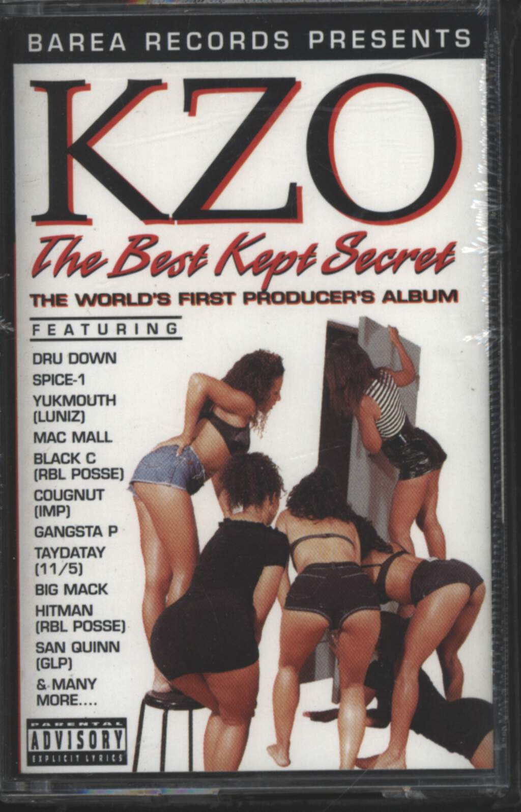 KZO: The Best Kept Secret, Tape