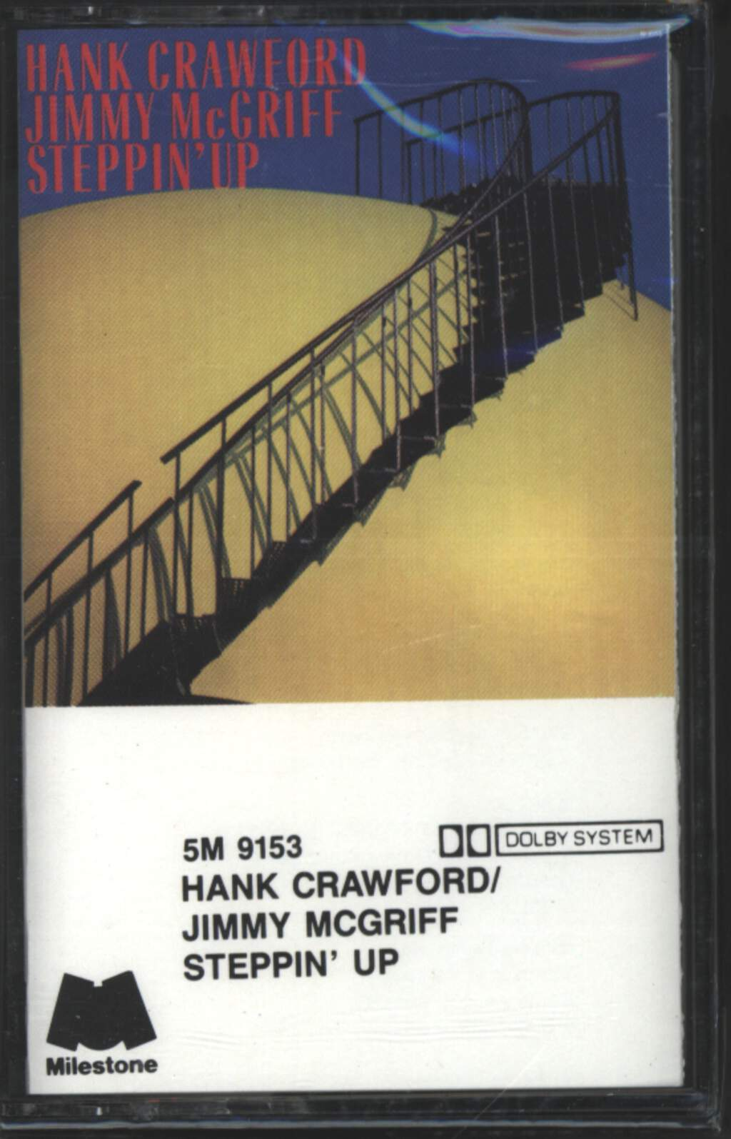 Hank Crawford: Steppin' Up, Tape