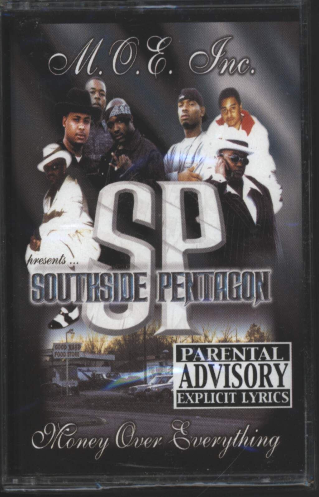 Southside Pentagon: Money Over Everything Volume One, Tape