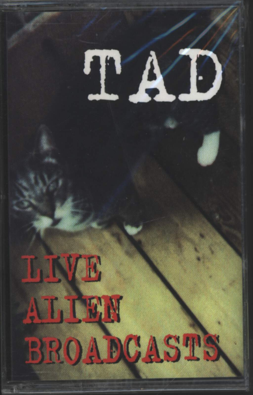 Tad: Live Alien Broadcasts, Tape