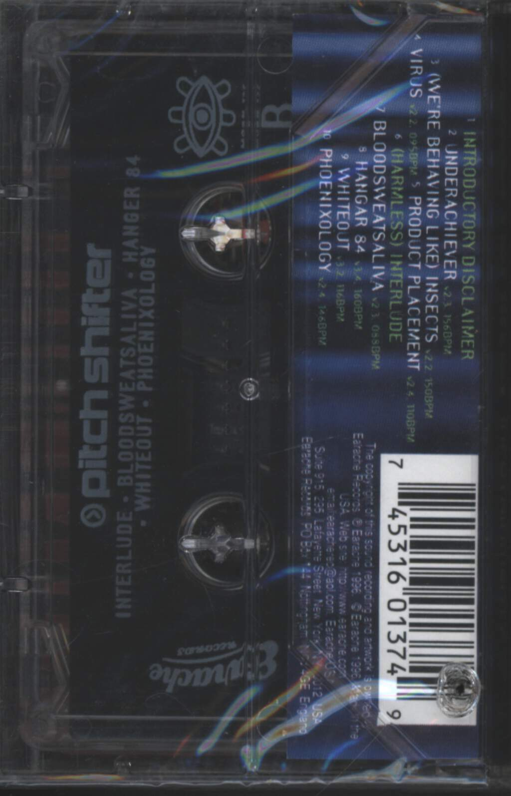 Pitchshifter: Infotainment?, Tape