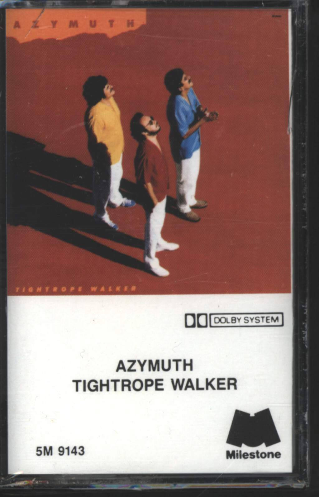 Azymuth: Tightrope Walker, Tape