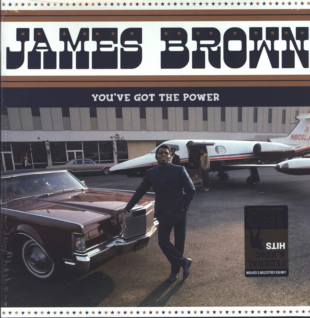James Brown: You've Got The Power - Federal & King Hits 1956-62, LP (Vinyl)