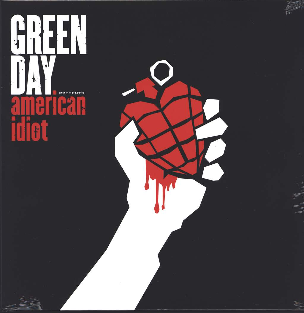 Green Day: American Idiot, 2×LP (Vinyl)
