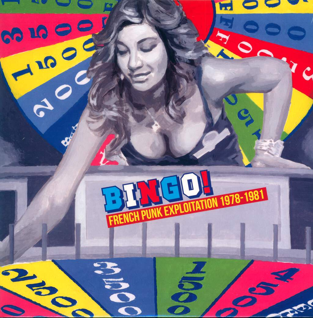 Various: Bingo! French Punk Exploitation 1978-1981, LP (Vinyl)