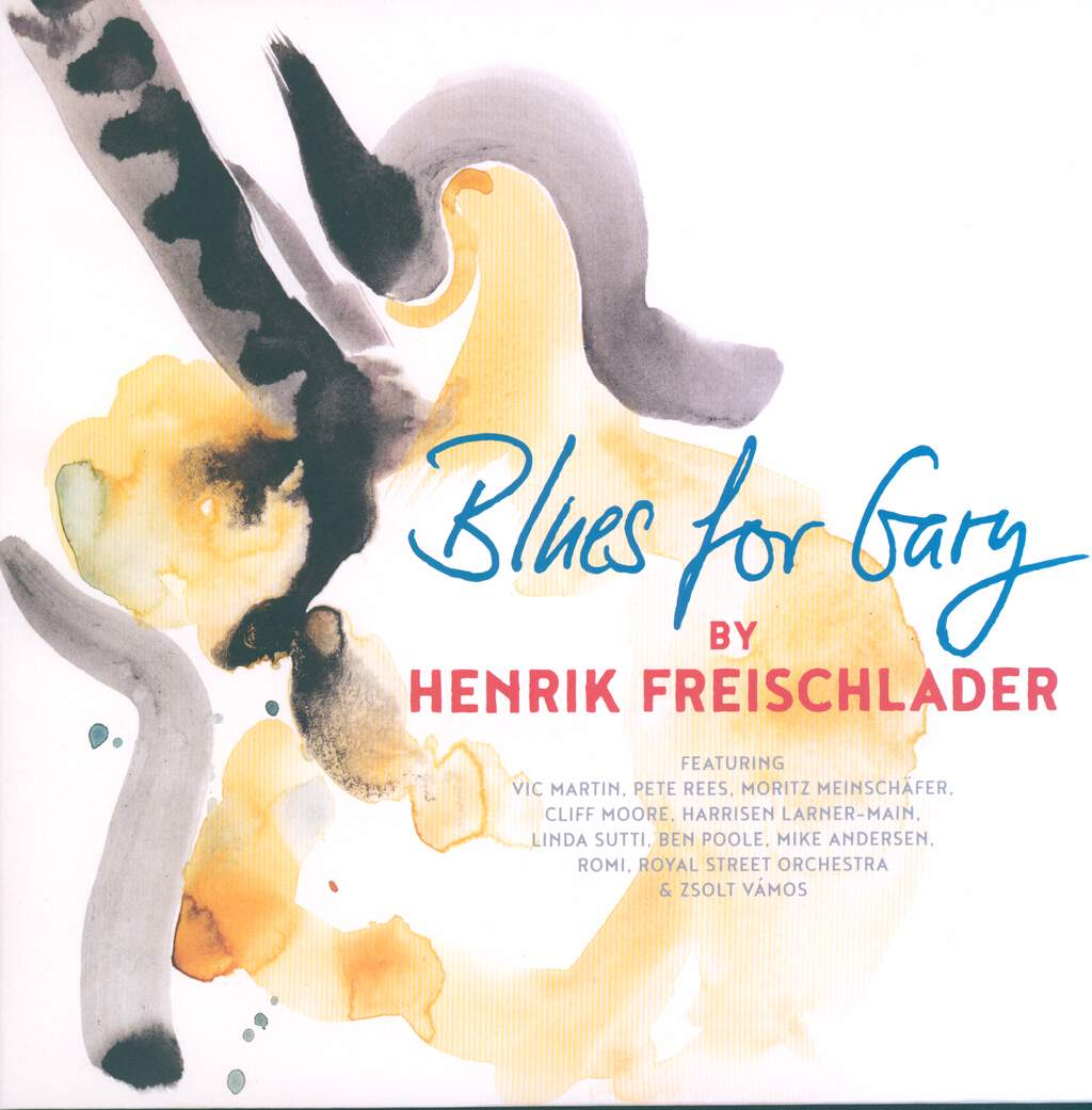 Henrik Freischlader: Blues For Gary, 2×LP (Vinyl)