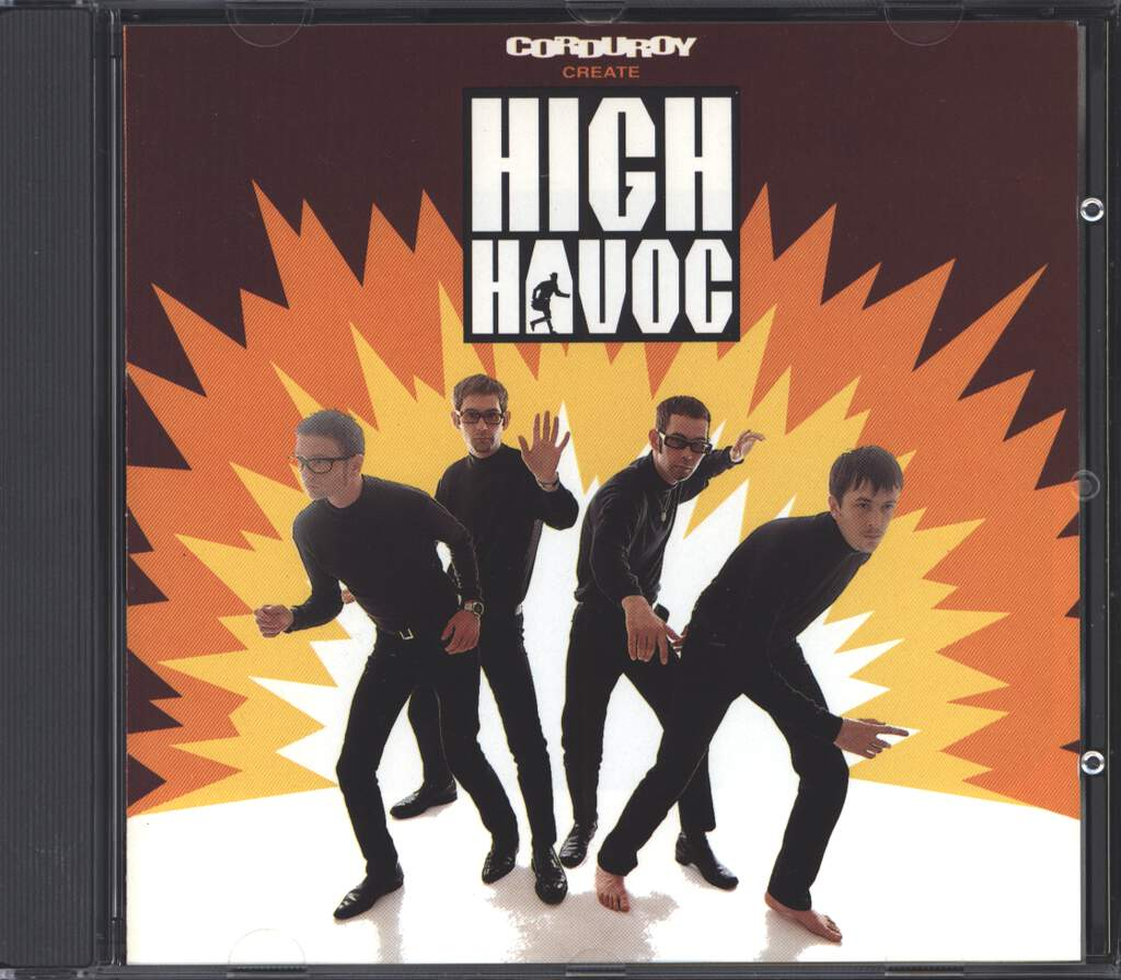 Corduroy: High Havoc, CD