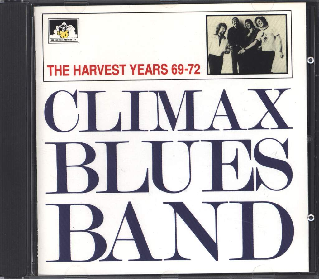 Climax Blues Band: The Harvest Years 69-72, CD