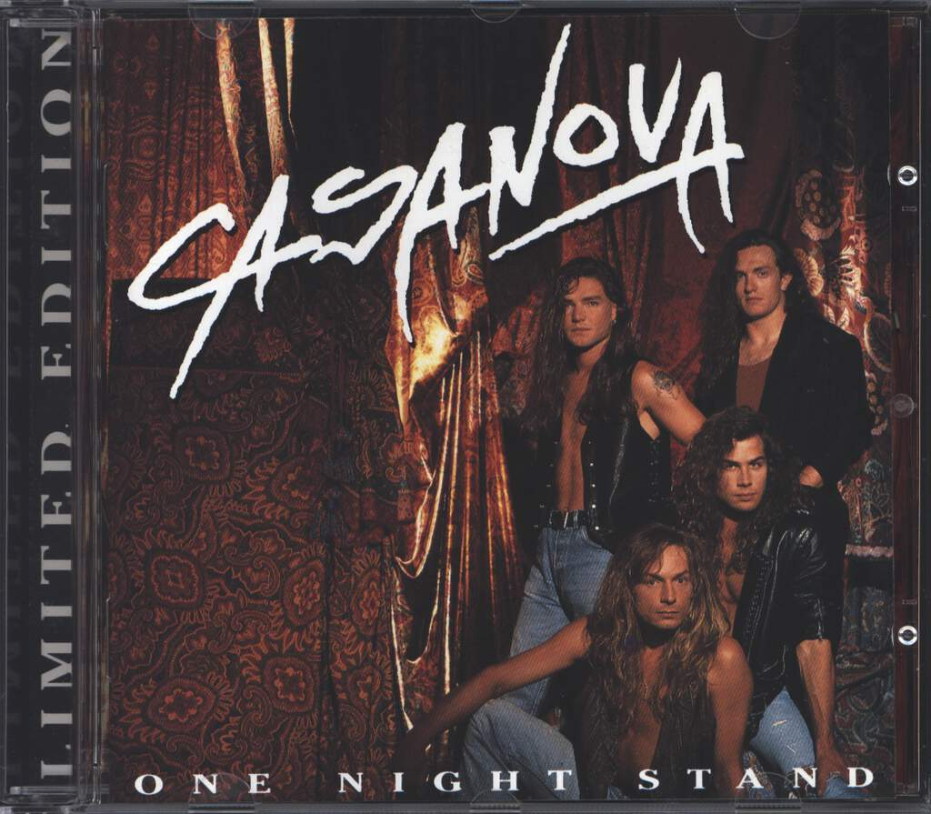 Casanova: One Night Stand, CD