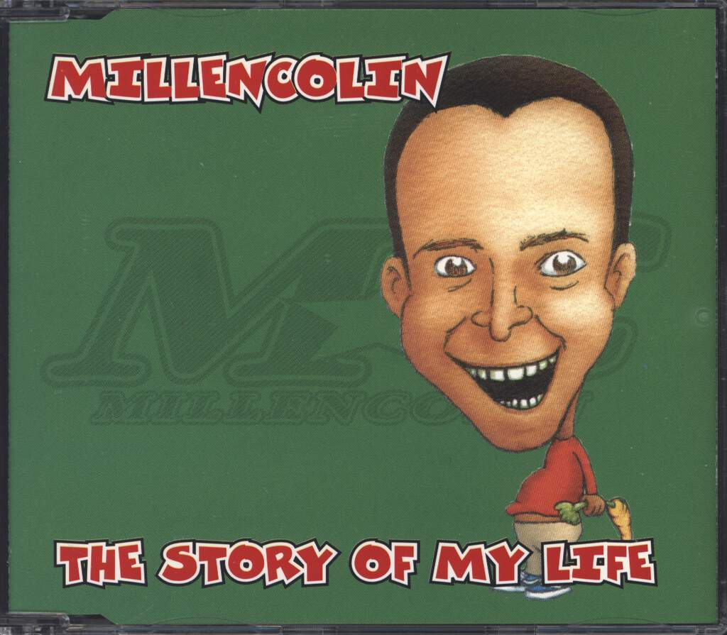 Millencolin: The Story Of My Life, Mini CD
