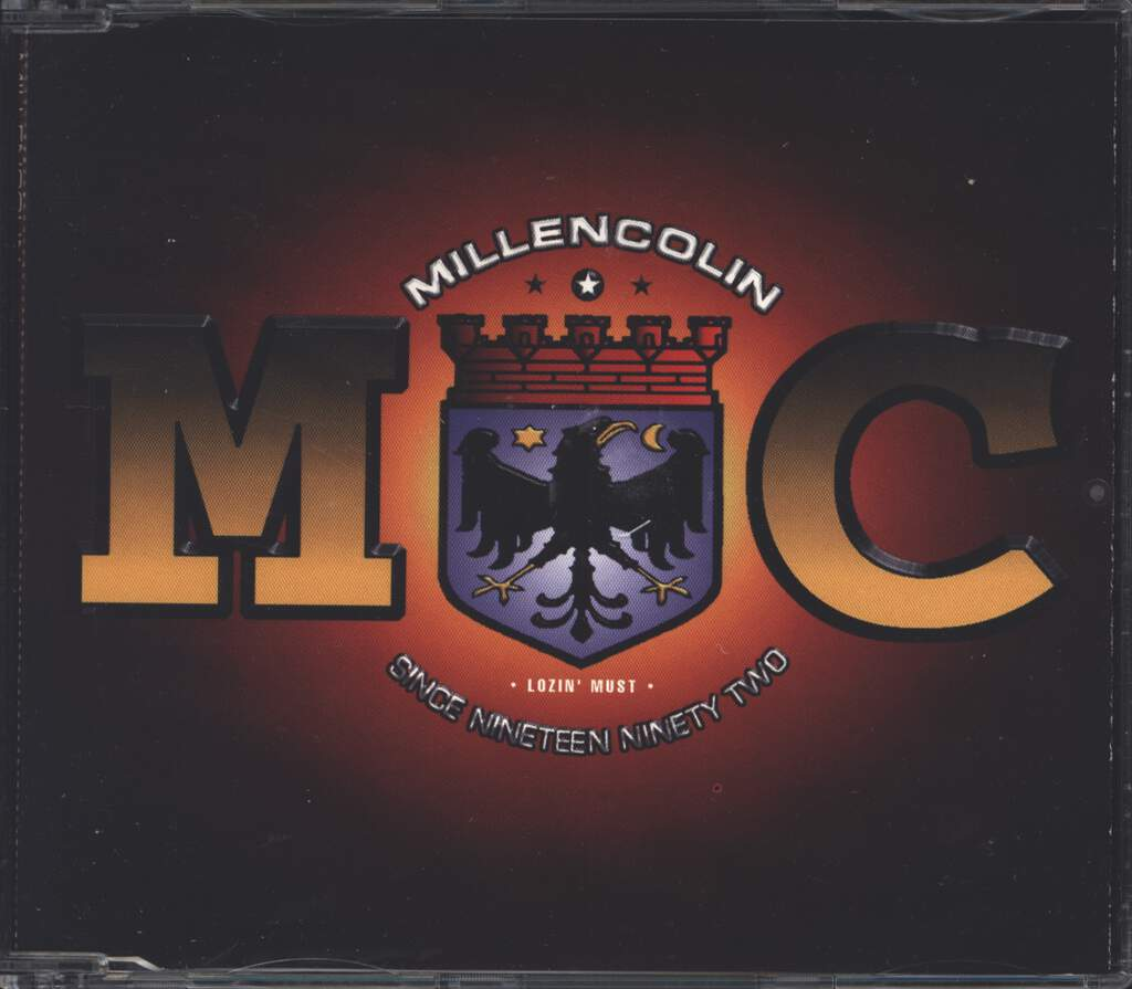 Millencolin: Lozin' Must, Mini CD