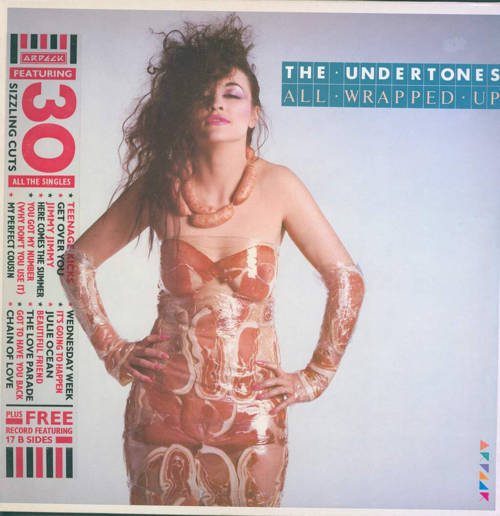 The Undertones: All Wrapped Up, 2×LP (Vinyl)