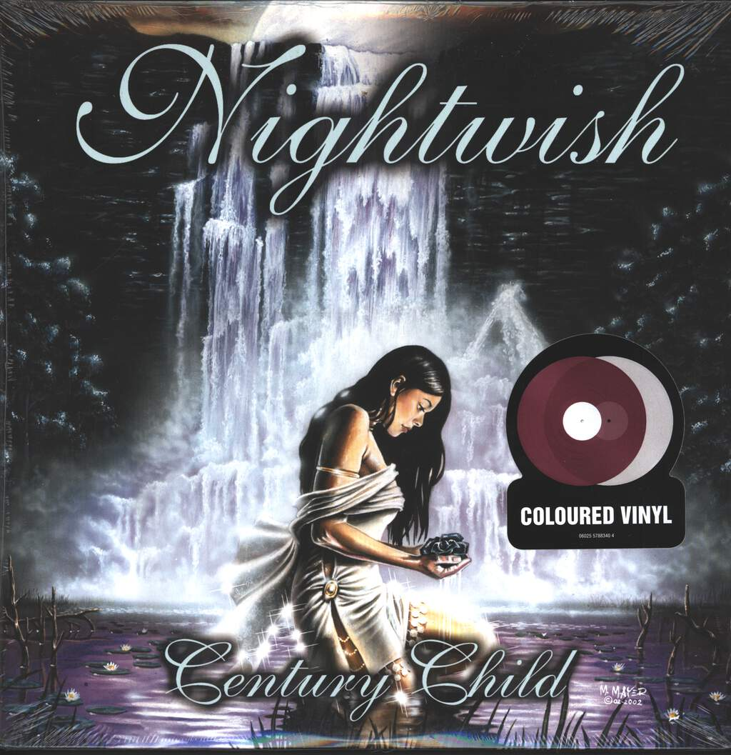 Nightwish: Century Child, 2×LP (Vinyl)