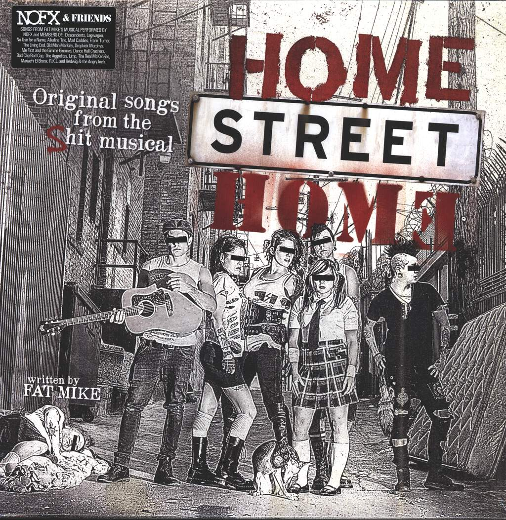 Home Street Home: Original Songs From The Shit Musical Home Street Home, LP (Vinyl)