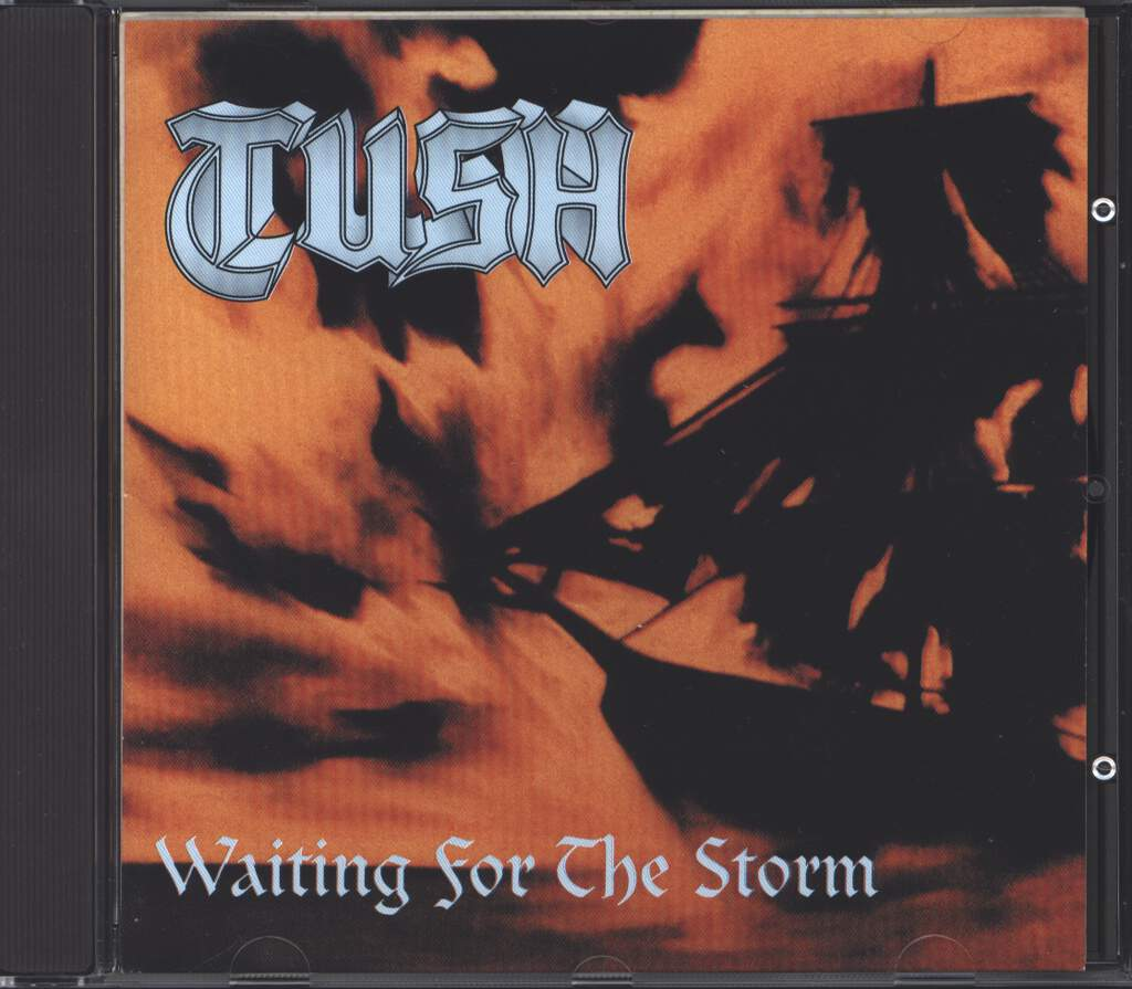 Tush: Waiting For The Storm, CD