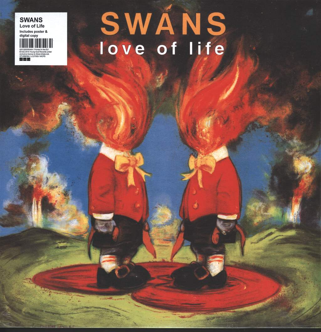 Swans: Love Of Life, LP (Vinyl)