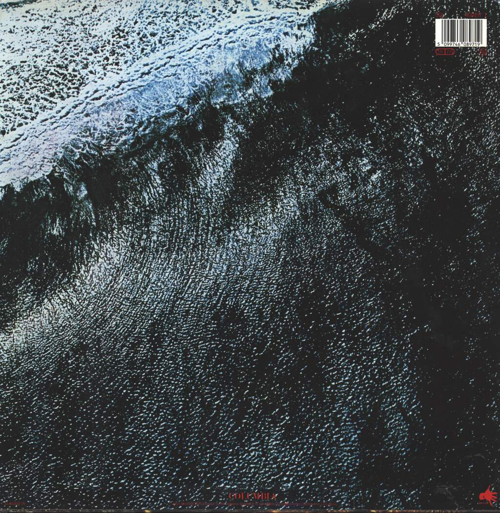 Midnight Oil: Place Without A Postcard, LP (Vinyl)