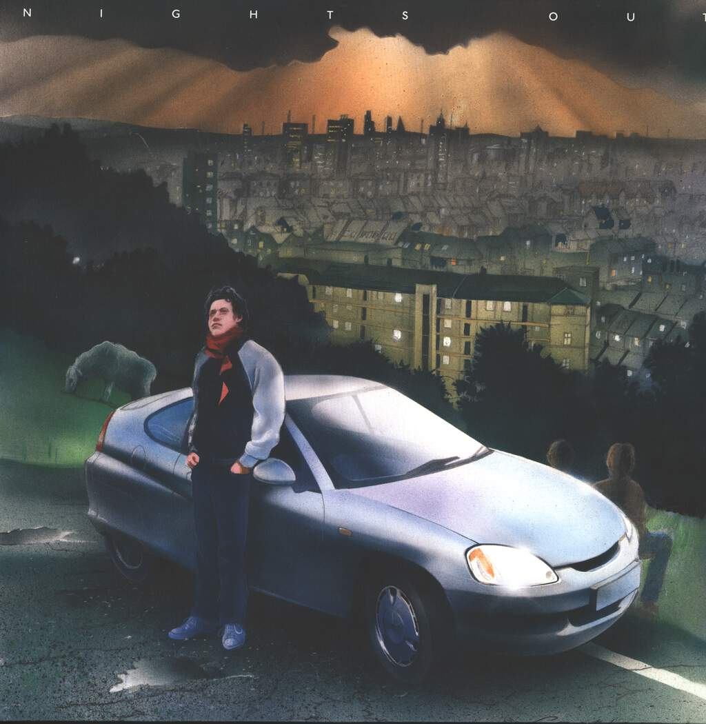 Metronomy: Nights Out, LP (Vinyl)