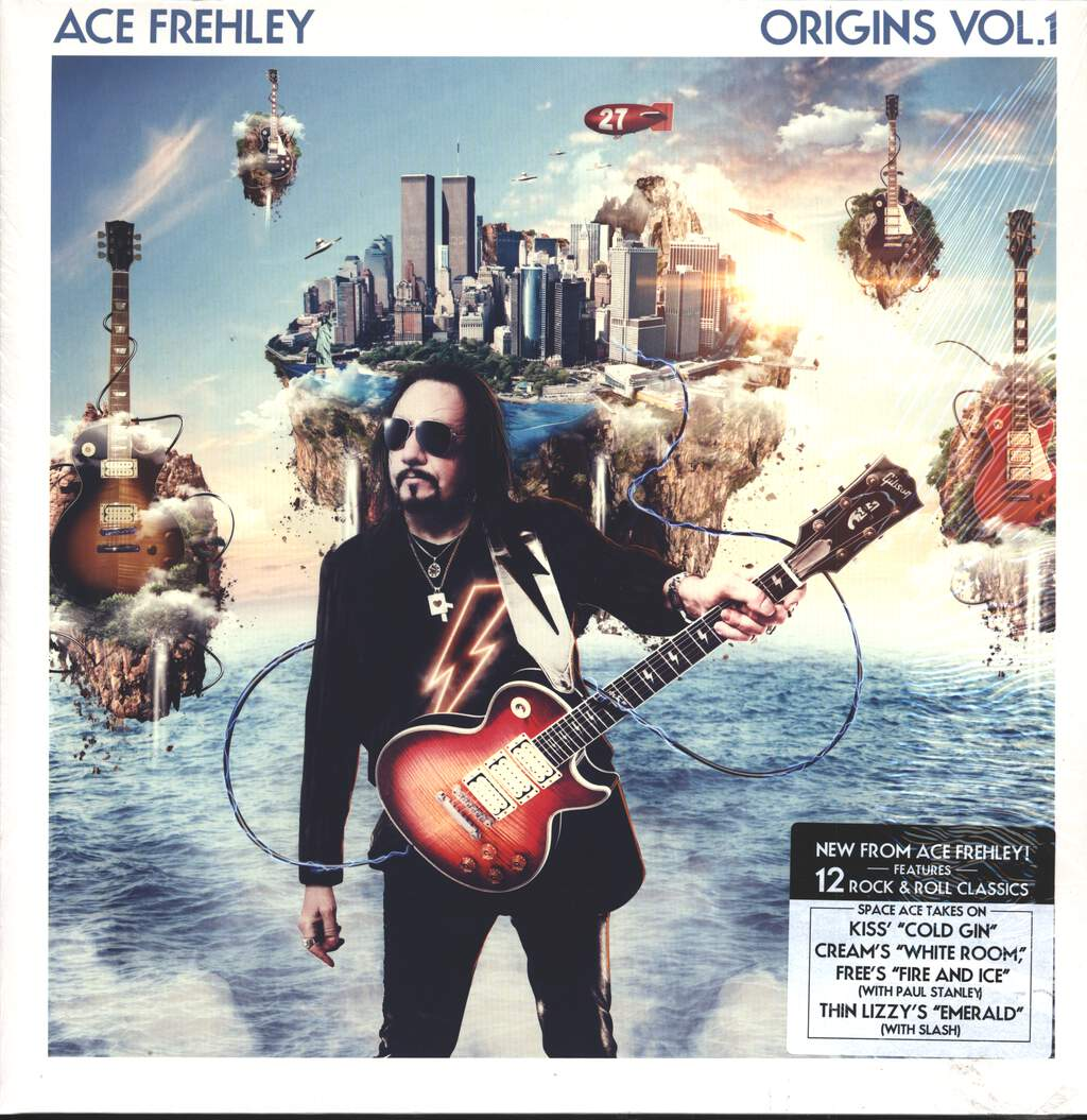 Ace Frehley: Origins Vol.1, 2×LP (Vinyl)