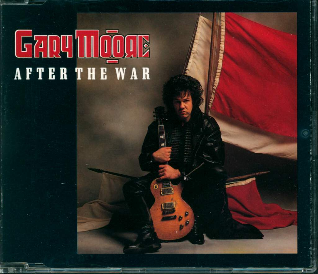 Gary Moore: After The War, Mini CD