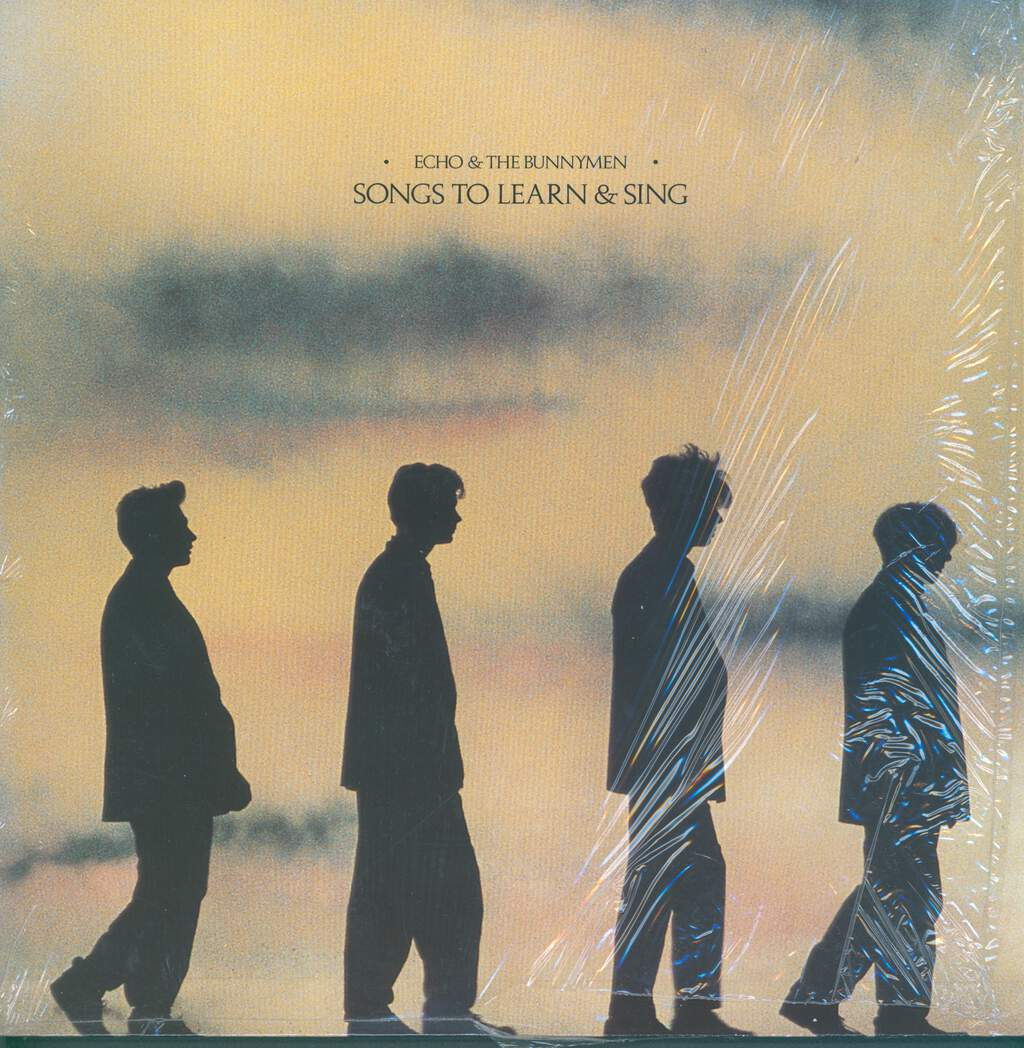 Echo & the Bunnymen: Songs To Learn & Sing, LP (Vinyl)