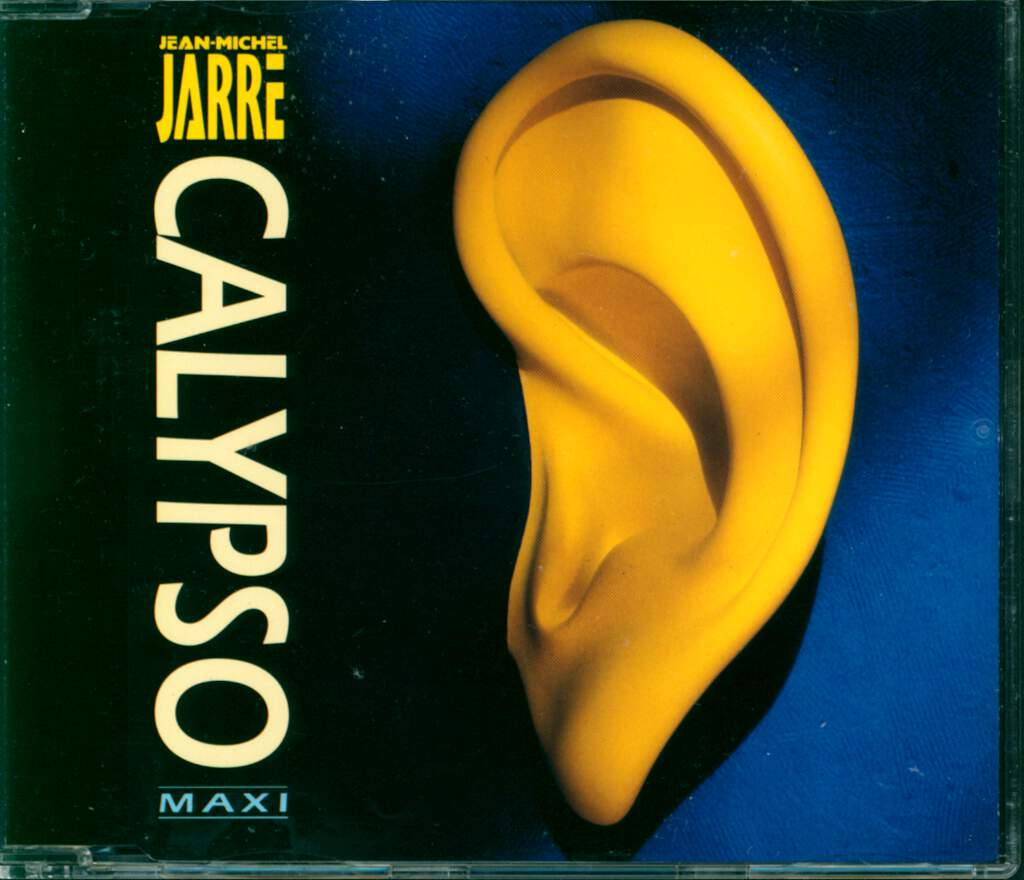 Jean-Michel Jarre: Calypso, Mini CD