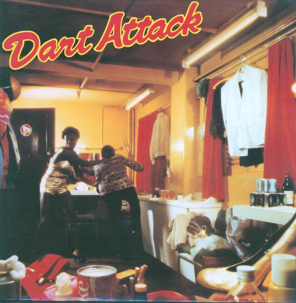 Darts: Dart Attack, LP (Vinyl)