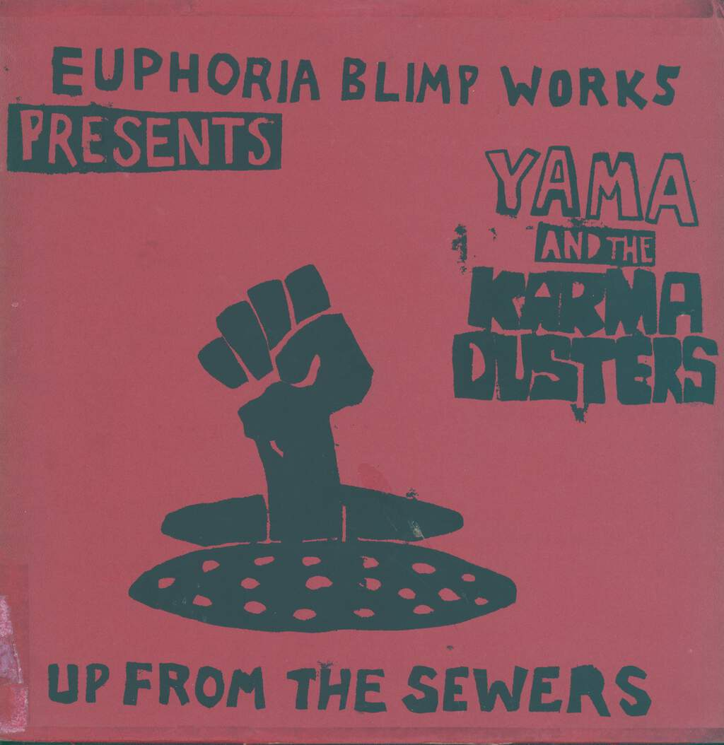 Yama And The Karma Dusters: Up From The Sewers, LP (Vinyl)