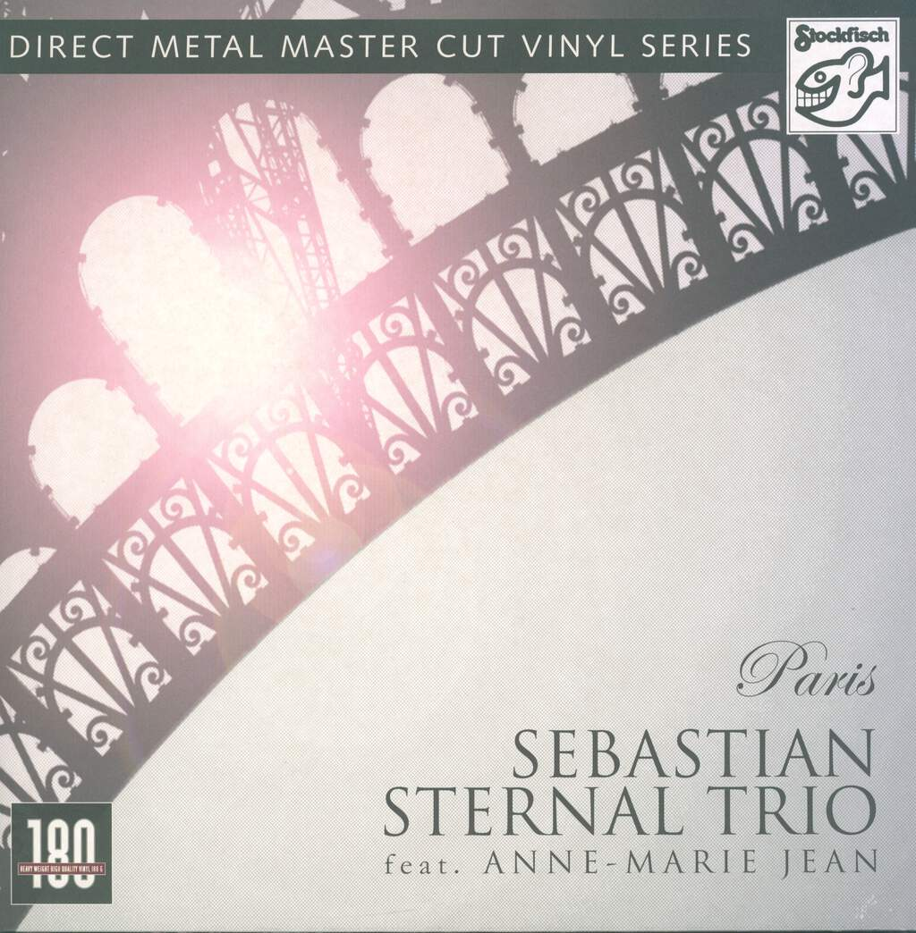 Sebastian Sternal Trio: Paris, LP (Vinyl)