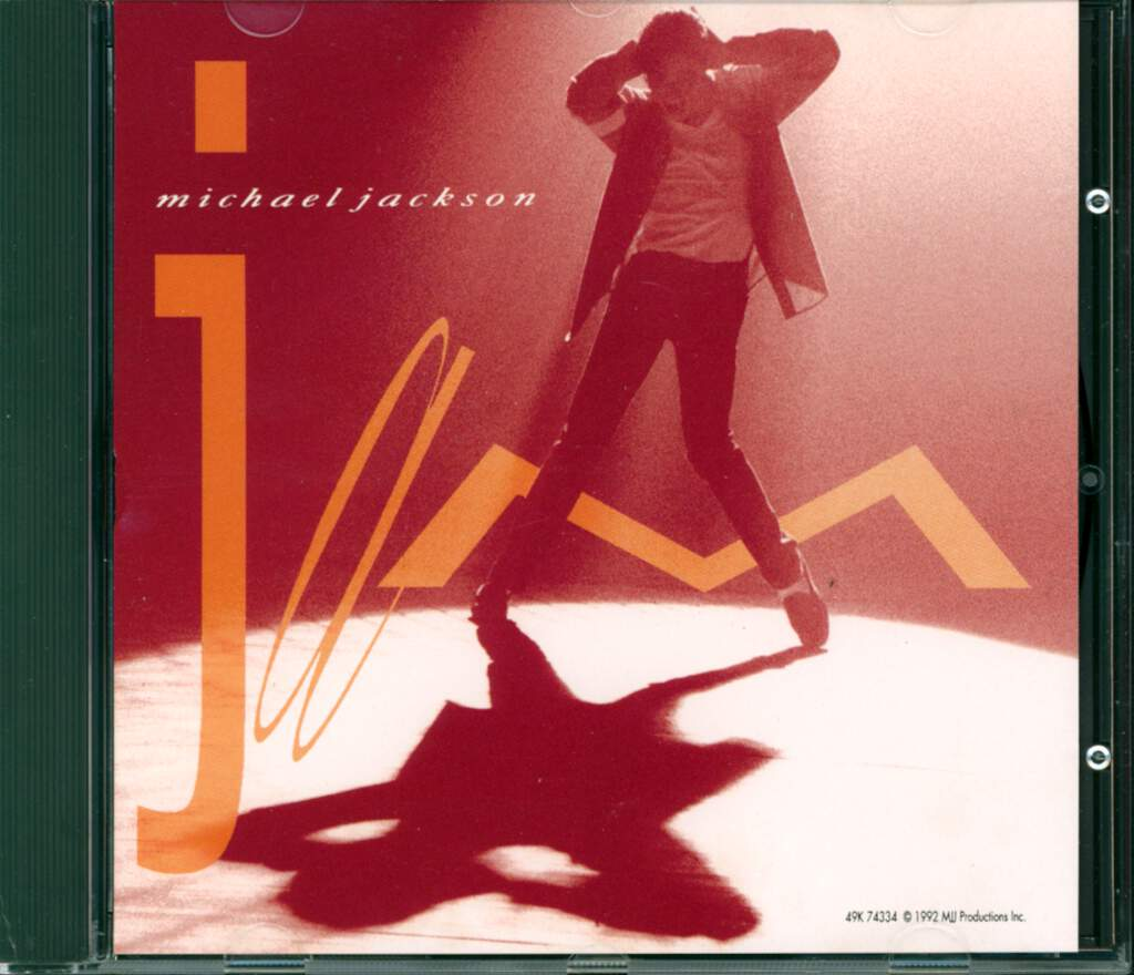 Michael Jackson: Jam, Mini CD