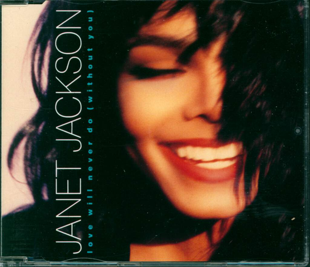 Janet Jackson: Love Will Never Do (Without You), Mini CD