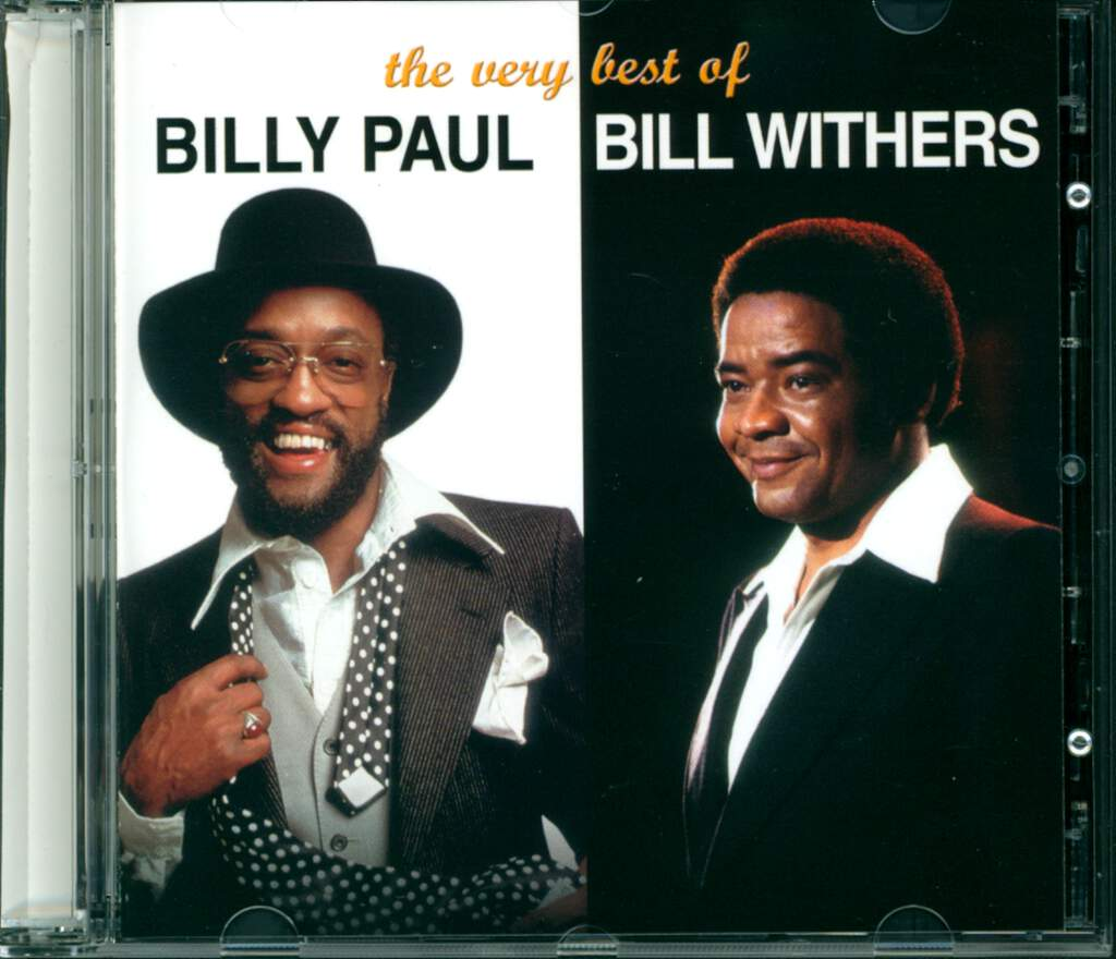 Various: The Very Best Of Billy Paul / Bill Withers, 2×CD