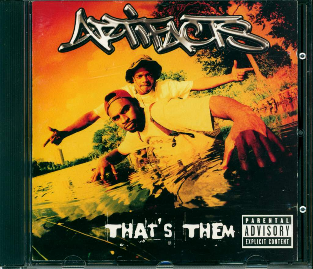 Artifacts: That's Them, CD