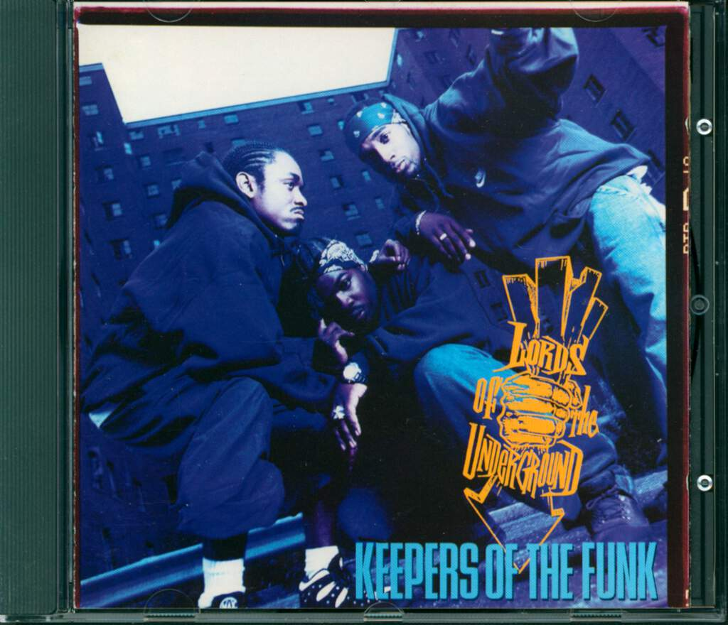 Lords Of the Underground: Keepers Of The Funk, CD