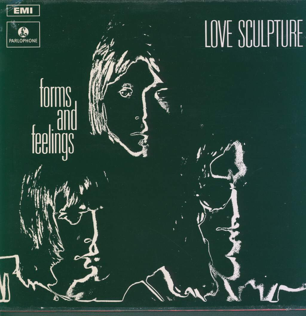 Love Sculpture: Forms And Feelings, LP (Vinyl)