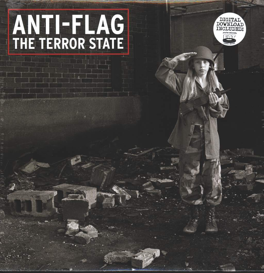 Anti-Flag: The Terror State, LP (Vinyl)