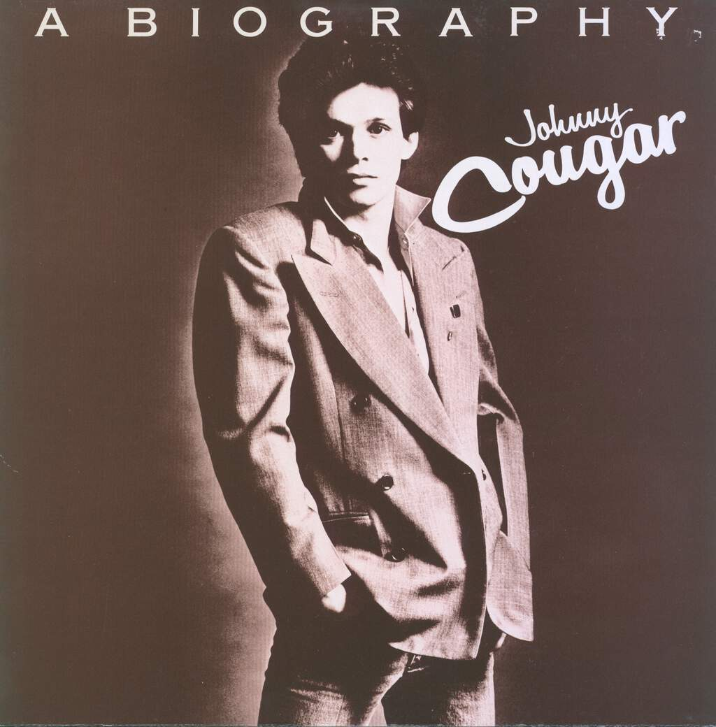 John Cougar Mellencamp: A Biography, LP (Vinyl)