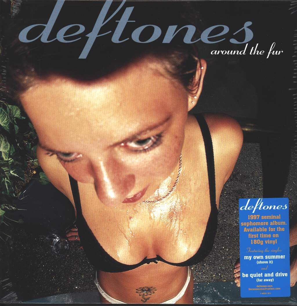 Deftones: Around The Fur, LP (Vinyl)