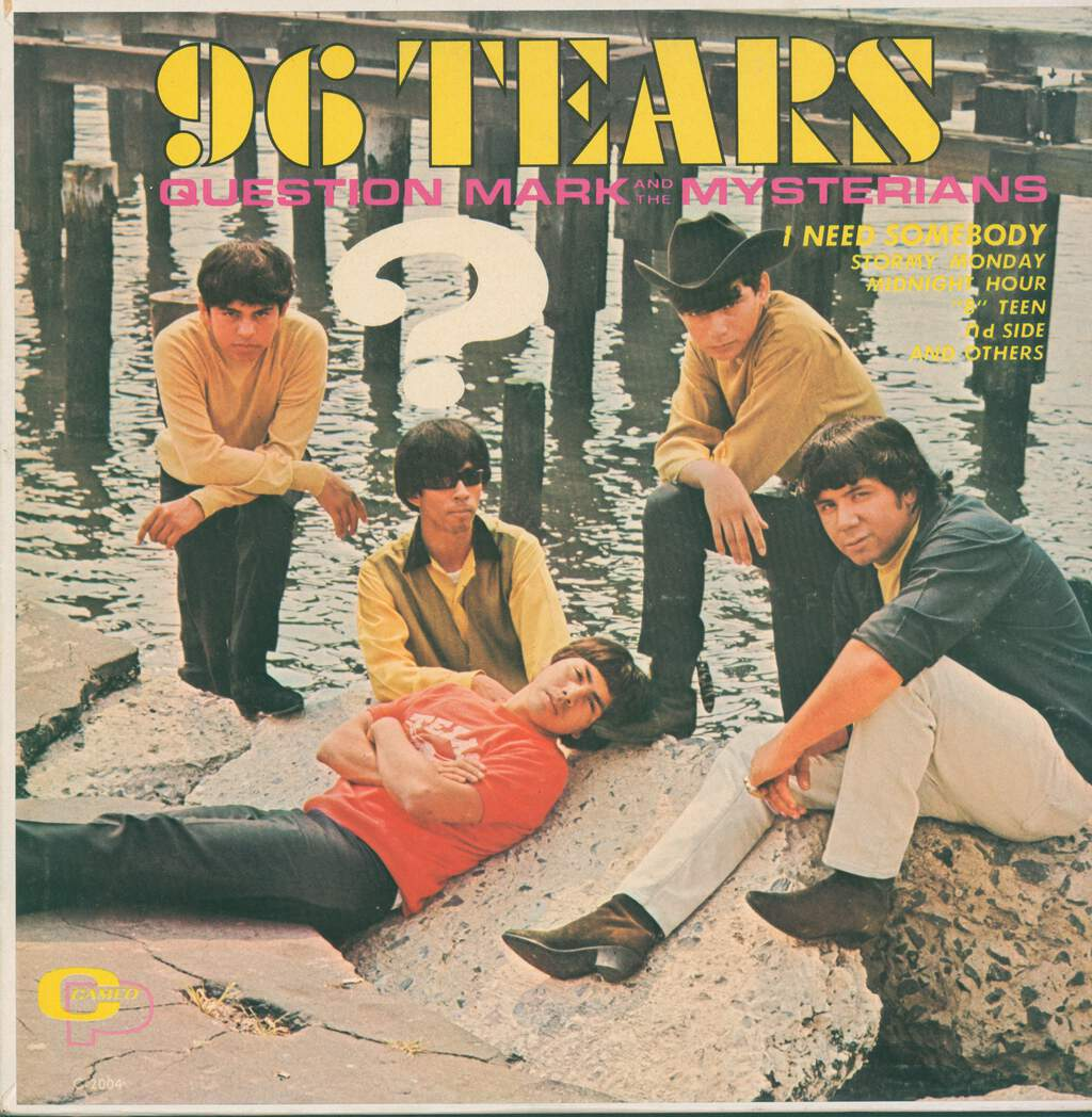 ? & The Mysterians: 96 Tears, LP (Vinyl)