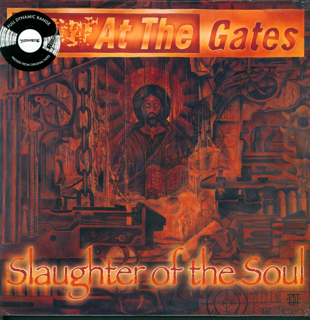 At The Gates: Slaughter Of The Soul, LP (Vinyl)
