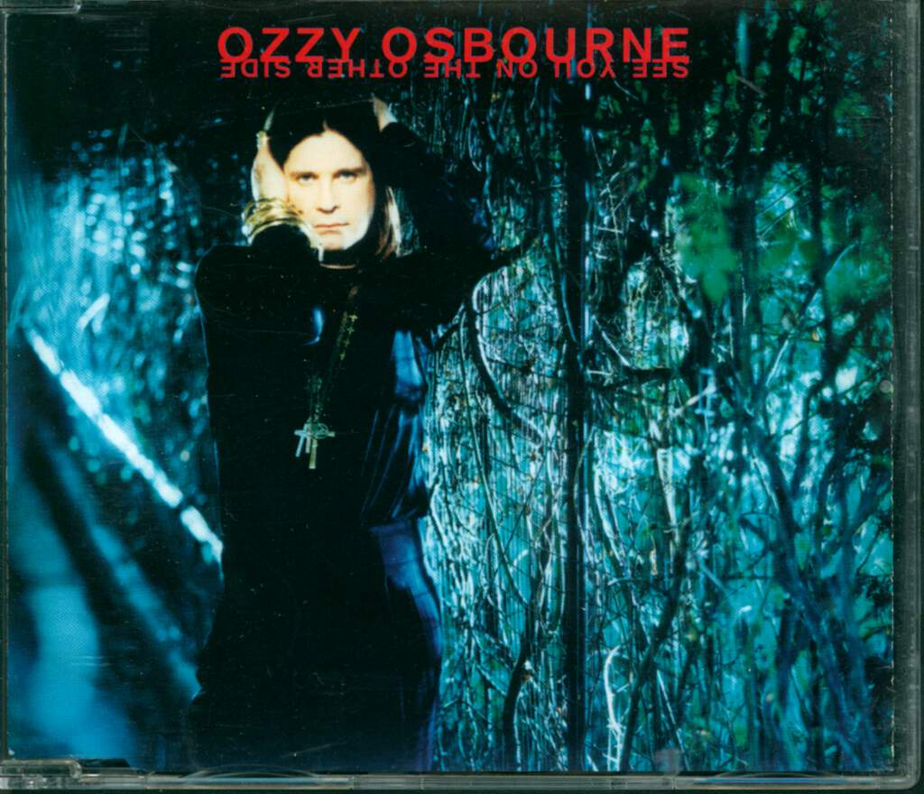 Ozzy Osbourne: See You On The Other Side, Mini CD