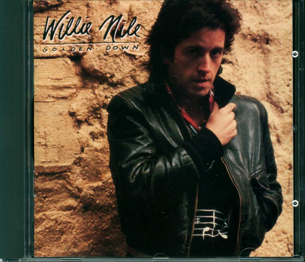 Willie Nile: Golden Down, CD