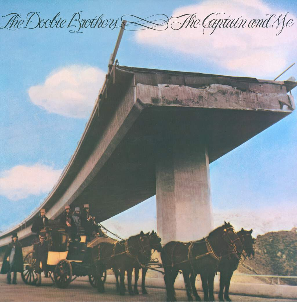 The Doobie Brothers: The Captain And Me, LP (Vinyl)