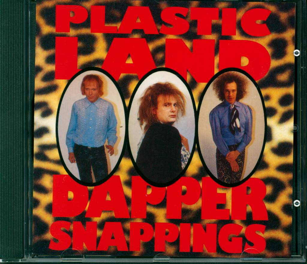 Plasticland: Dapper Snappings, CD