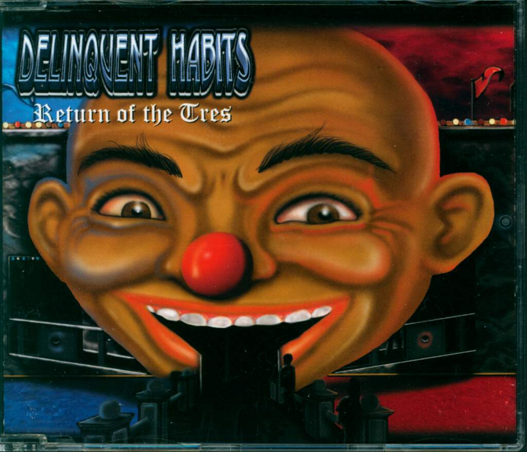 Delinquent Habits: Return Of The Tres, Mini CD