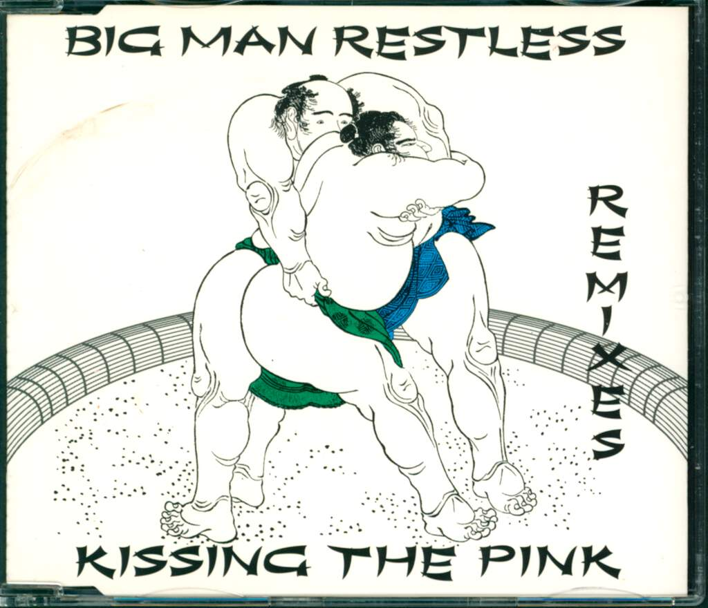Kissing the Pink: Big Man Restless Remixes, Mini CD