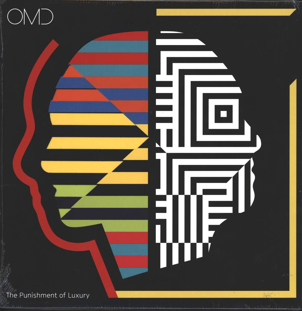 Orchestral Manoeuvres In The Dark: The Punishment Of Luxury, LP (Vinyl)